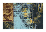Dial Telephone Triptych   study of Hamartia